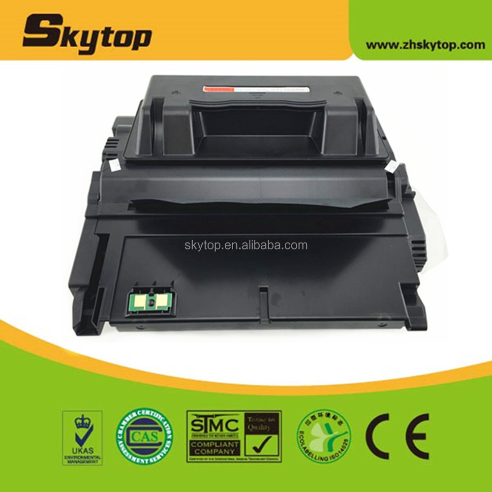 5942 5942A 5945A magnetic toner for HP Laserjet 4250 4350 bank cheque printing toner