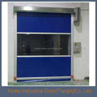 Galvanized steel Indoor door,wireless security protection function of soft bottom HSD-010