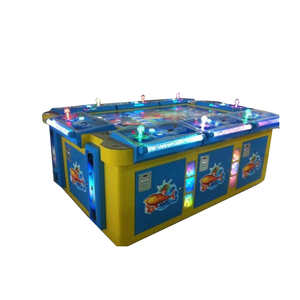 Funny Fish arcade table game china factory machine redemption ticket game machine