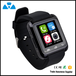 Dovina Cheap Touch Screen Mobile Watch Phone With Video Call(U8)
