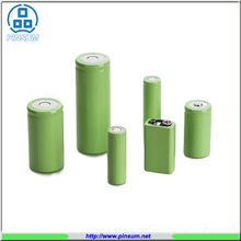 Custom rechargeable ni-mh battery AA /AAA 1.2v ni-mh battery cells