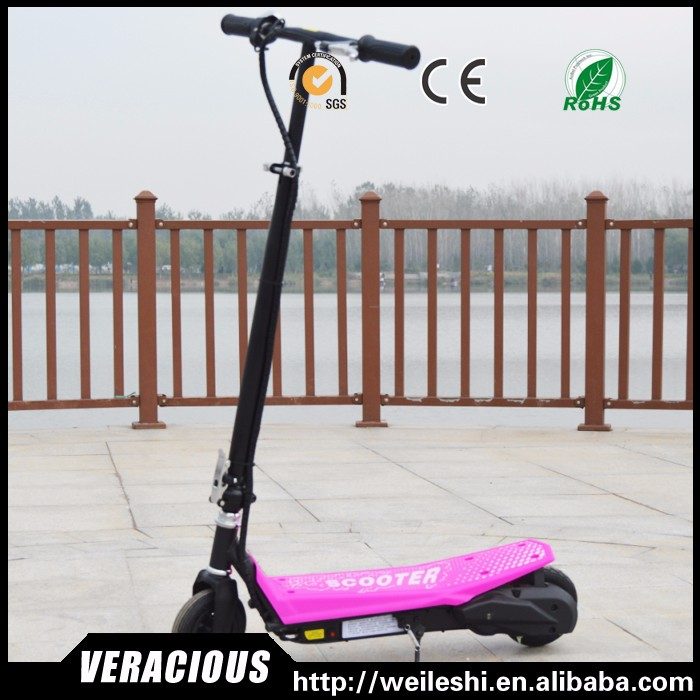 Hot selling folding e scooter carbon fiber scooter three wheel scooter made in China