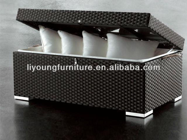 rattan aufbewahrungsbox lg 612867 kissen wasserdicht speicherkasten und beh lter produkt id. Black Bedroom Furniture Sets. Home Design Ideas