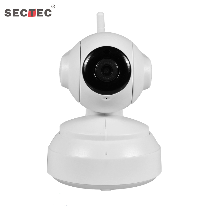 New Product hd 720P P2P home ip wi-fi direct camera