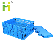 Folding Plastic Crate Logistic Box Container