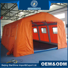 Multifunctional Temporary Folding Tents Most Popular Work Storage Large Waterproof Inflatable Outdoor Tent