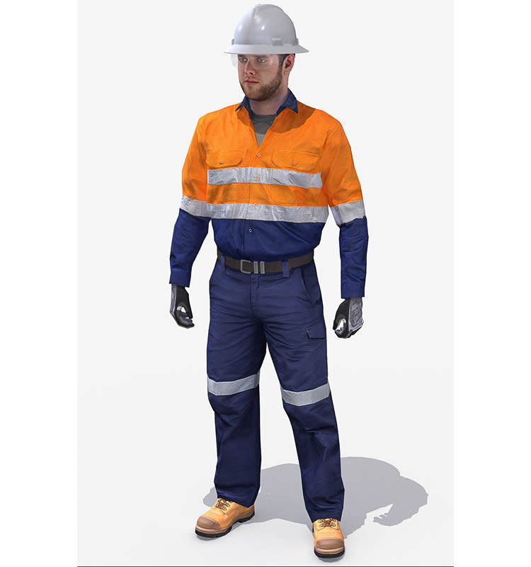 Color matching Workwear uniforms corporate industrial uniform/engineering uniform workwear
