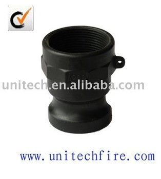 PP Type A camlock quick coupling