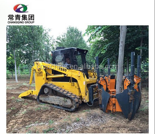 Chinese manufacturer Changqing Tree Transplanter and Tree Spade for sales
