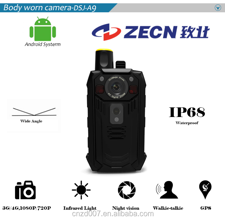 Touch screen wireless mini camera hd video recorder