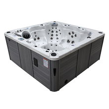 Hot Sale 6 Person Hot Tub Massage Spa With Music