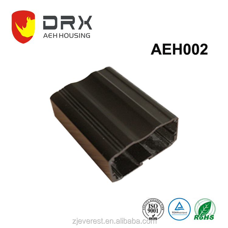 Aluminum Extruded Electronic Enclosure For IPTV Box/AV Switch
