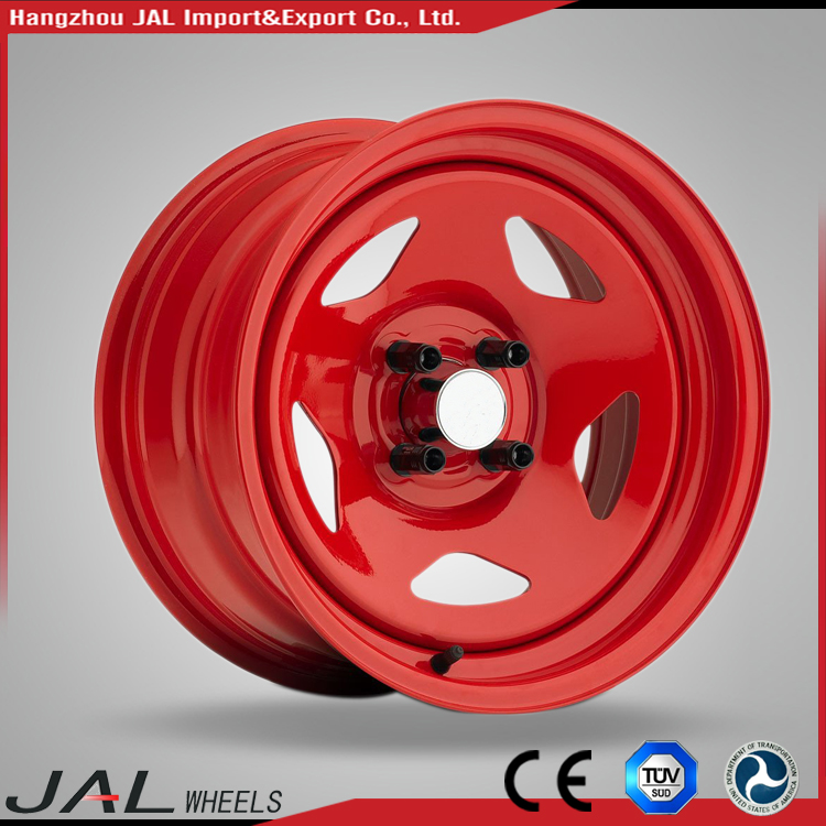 Full Paint Steel Wheels Rims 15x5j 4x4 Deep Dish Wheels