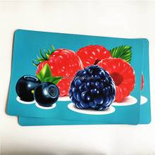 Chongkun Printing,the best 3D lenticular products for you. Printed PP kid placemat/table mat/cup mat