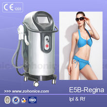 Excellent xenon laser lamp e light hair removal