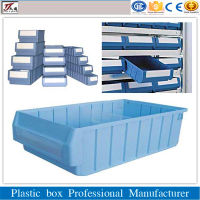 Hot sale cheap plastic drawer storage bin for warehouse