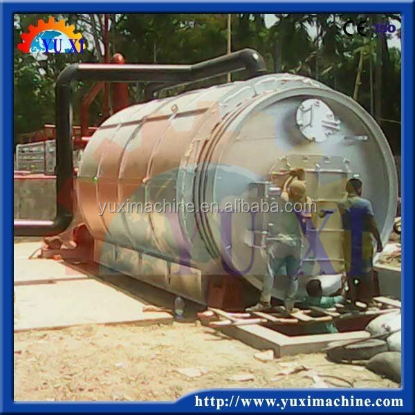 2015 Recycled tires rubber powder making machine price