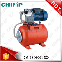 0.5HP AUJET60L home use automatic jet water pump with pressure tank