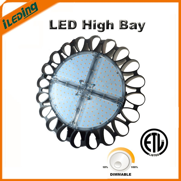 Warehouse, factory industrial appliances 200w led high bay light