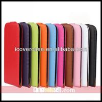 For Samsung Galaxy S4 Case Original Phone Battery Cover Folio Flip Design Luxury Genuine Leather for Samsung S4 Cases