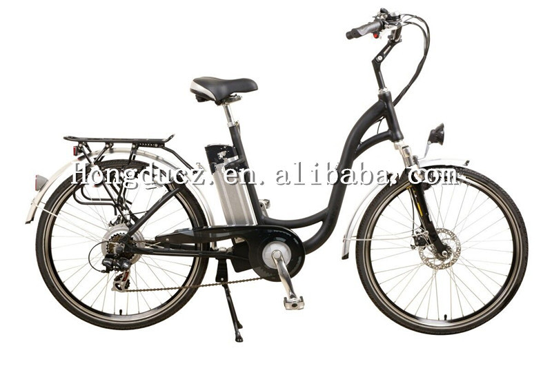 2017 Best Sales New Style Electric Bicycle Low Price City