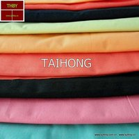 good quality 100 Cotton Poplin Fabric Plain Cloth