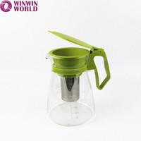 New Commercial Infuser Pyrex Coffee And Tea Maker