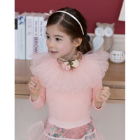 Wholesale Kid Girl Custom Clothes Plain Cotton T Shirts Of Manufacturers China