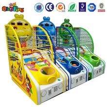 NA-QF060 factory outlet promotion price kids basketball shooting machine for sale