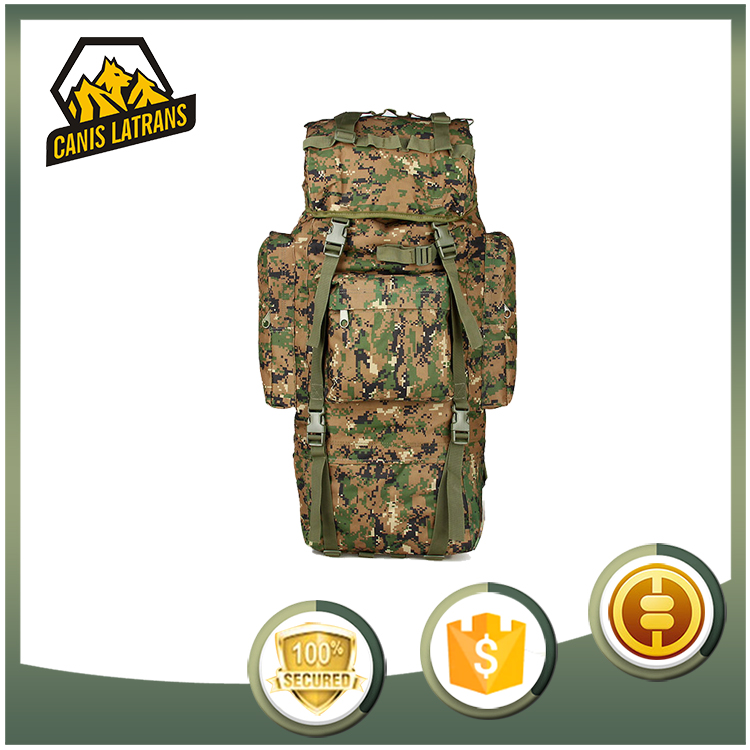 1000D Cordura Nylon Tactical MOLLE Army Tactical Backpacks Water German Backpack