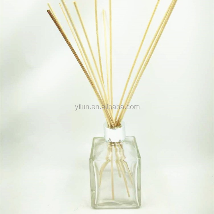 new transparent Glass Reed Diffuser,customized reed diffuser factory in China,aromatherapy oil diffuser with rattan reeds