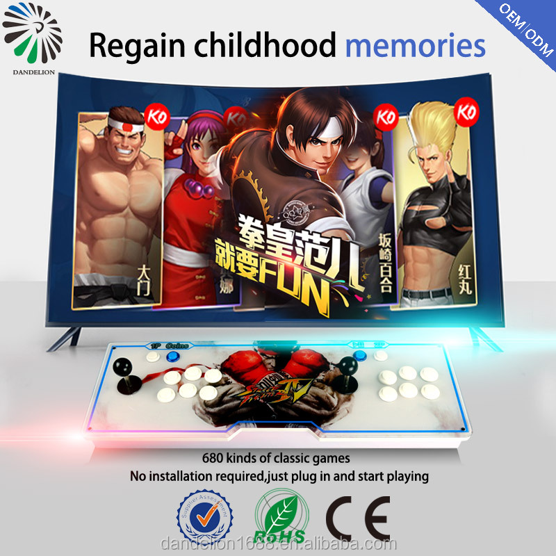 hot sale electronic game machine,pandora box 4s arcade game machine for home