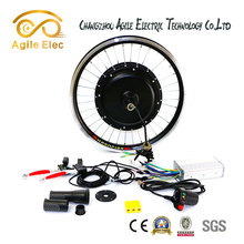 Factory direct 72v 3000w electric bike conversion kits for custom