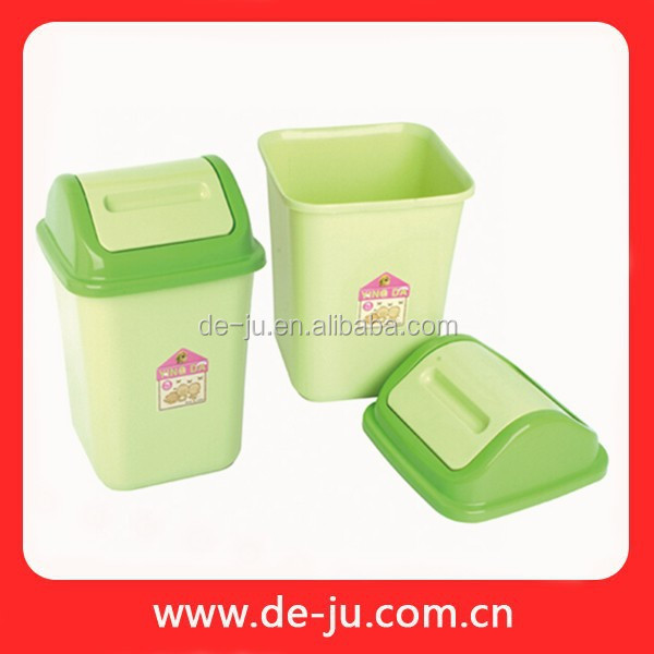 Custom Dustbin Provide Indoor Plastic Dustbin Promotion Trash Bin