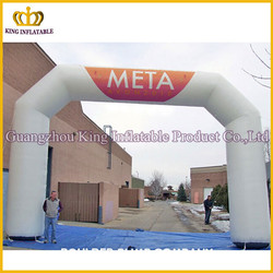 2016 Newly design inflatable party events arch,arch type inflatable
