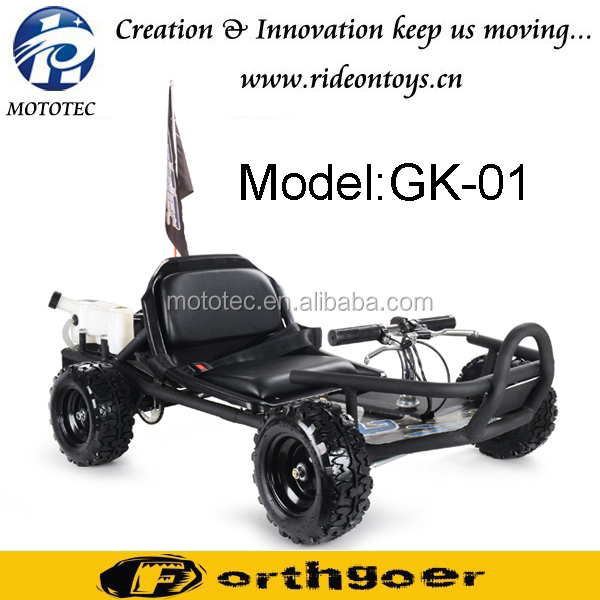 New Amazing 49CC Gas Power Four Star Go Kart For Children