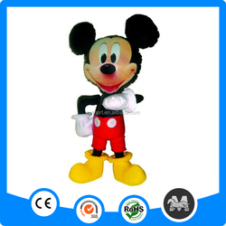 Wholesale inflatable mickey mouse toys famous character toys
