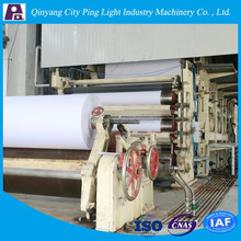 Qingyang Pingan Wheat Straw Pulp Making Machine for Newsprint Paper Factory