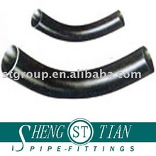 SCH 80s bends pipe fitting