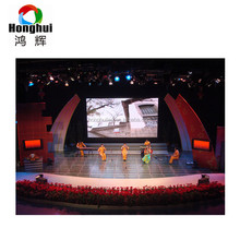 500mm*1000mm Outdoor high brightness rental P5.95 ultra bright led display