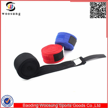 Martial arts boxing equipment custom printing boxing hand wraps