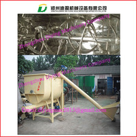 Multifunctional Commercial use Double helix ribbon blender for wall putty mixing