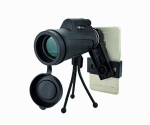 New High-power 40x60 with phone clip and tripod monocular telescope