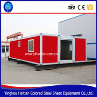 Economic & easy self assembly house from europe,prefabricated apartments building