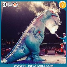 party decoration inflatable dinosaur costume