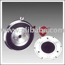 P SERIES BEARING MOUNTED STATIONARY COIL CLUTCH