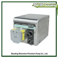 High precision top grade low price 12v step diy peristaltic pump