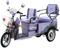 electric driving type and 48V electric tricycle for passengers
