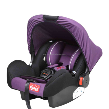 colorful portable infant car seat with ECE certificate baby carrier cot with 5 point harness system