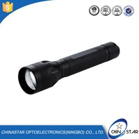 Trade Assurance high light range hand rechargeable flashlight